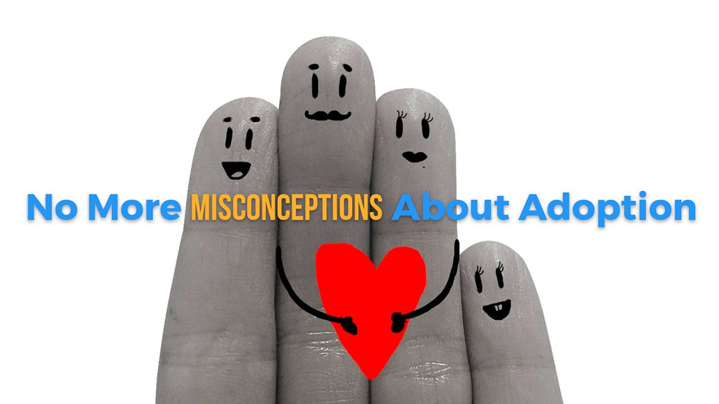 No More Misconceptions About Adoption