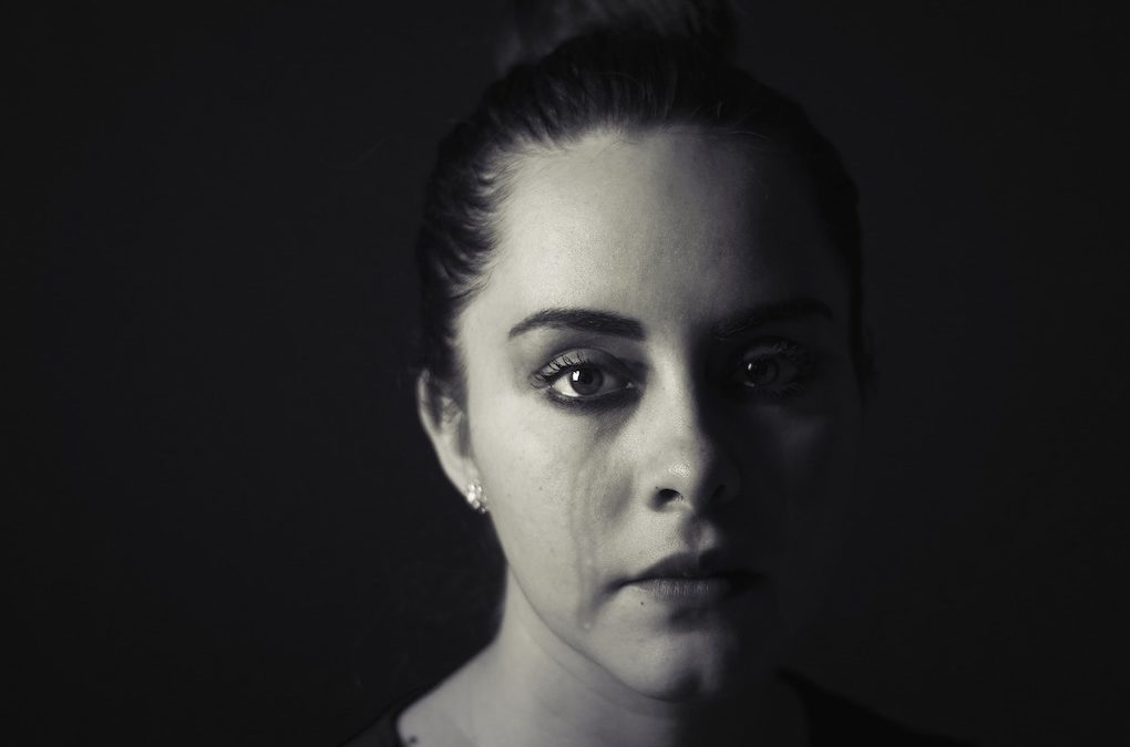 Tears Are The Silent Language ofGrief