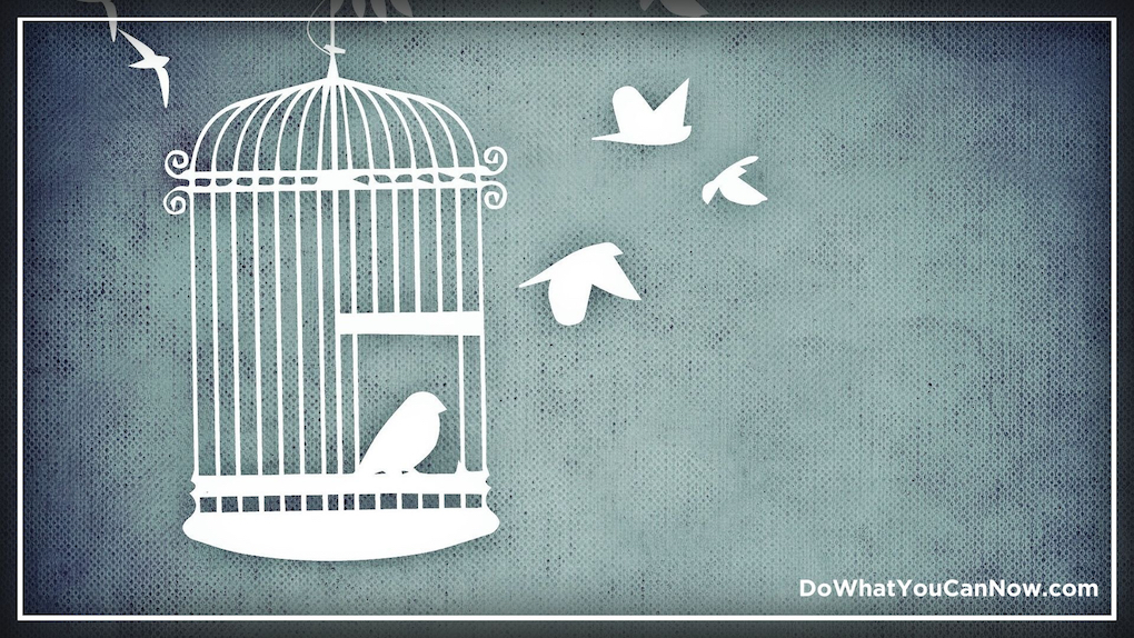 Unlocking The CAGES of Our Minds