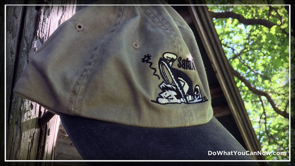 How a Cartoonist and a Baseball Hat Saved MyLife