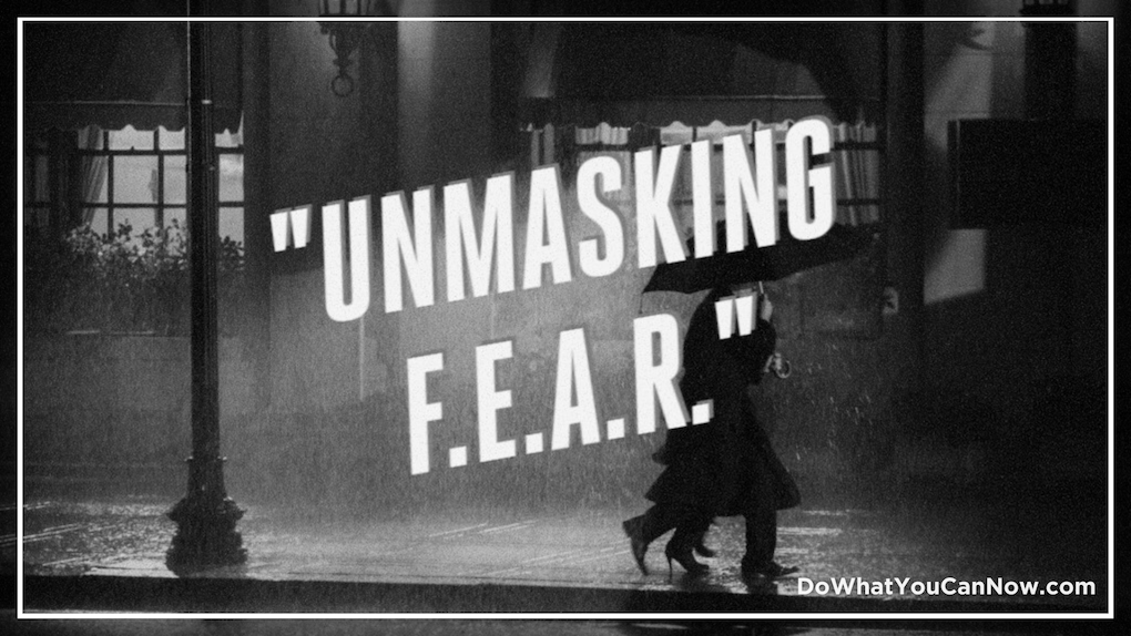 Unmasking F.E.A.R.