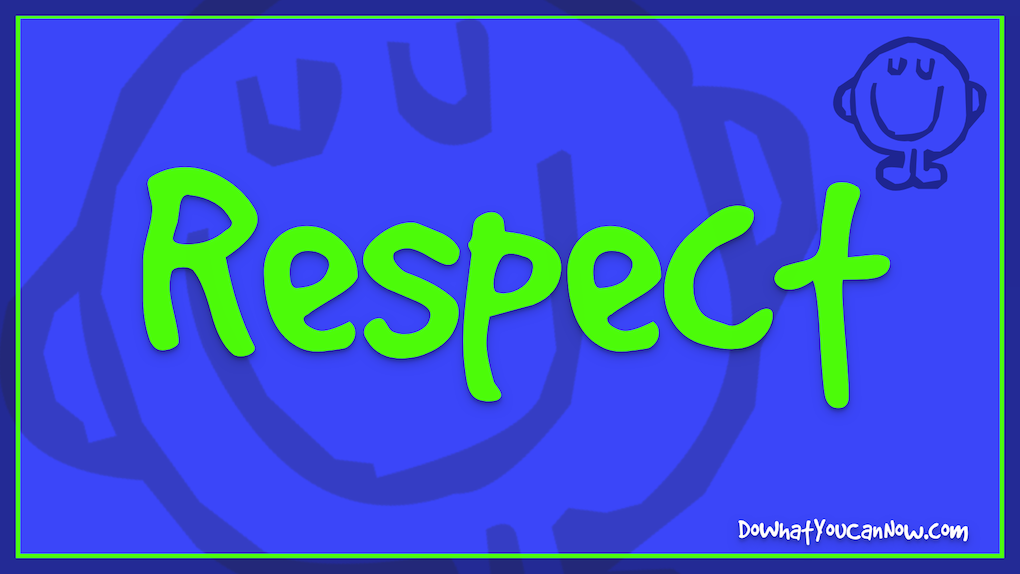 Respect: The Polite Way To de-Grinch AGRINCH