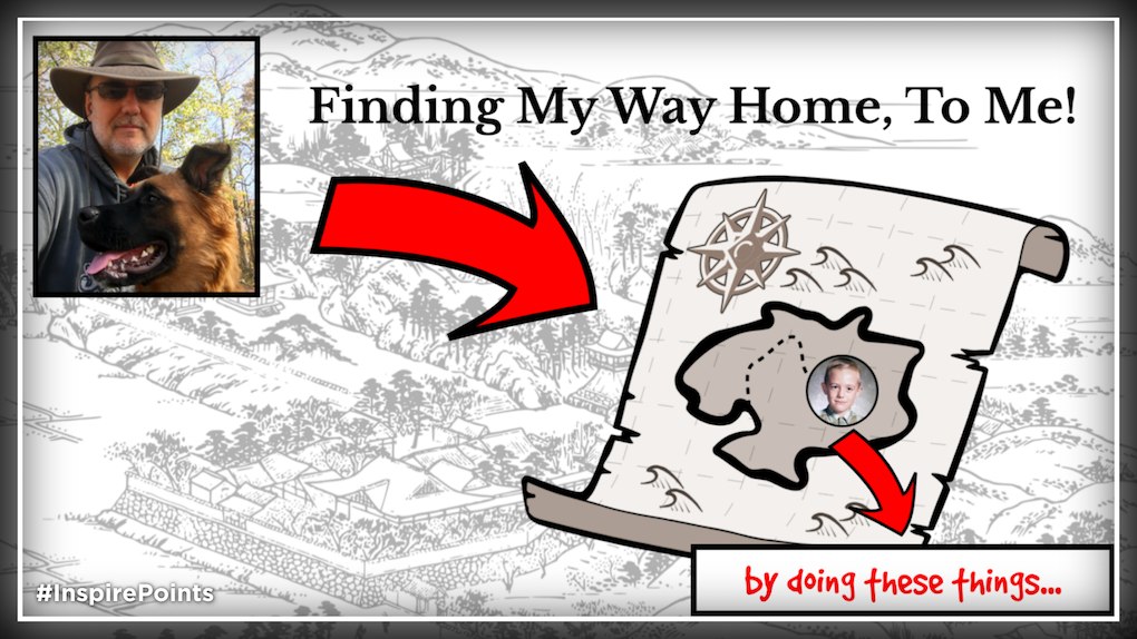 Finding My Way Home ToMe!